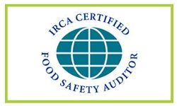 irca certified food safety auditor